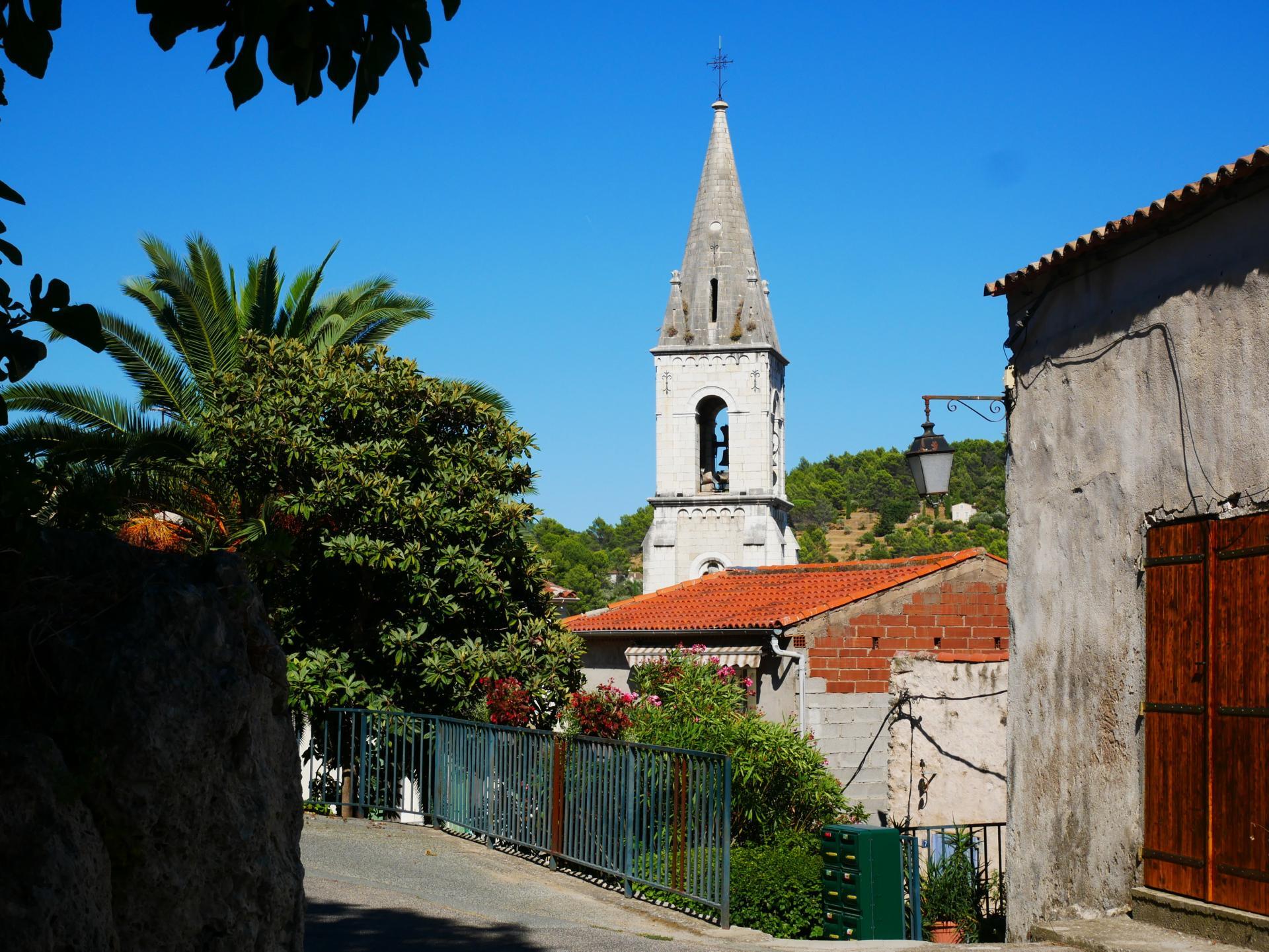 Callas village perche en provence verte proche gorge du verdon et saint raphael 15 2