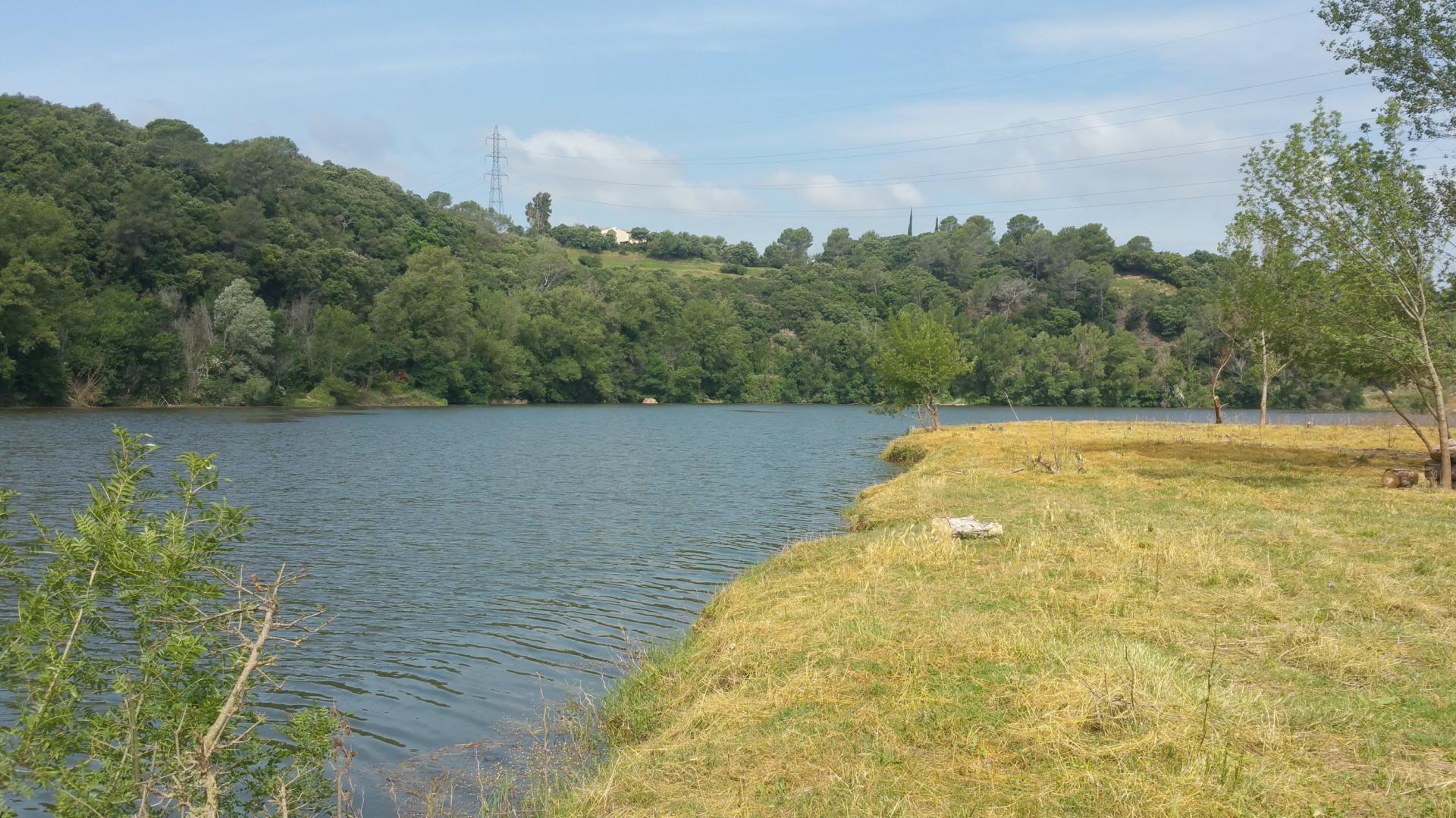 Lac de l endre et de la mirade golf saint andreol gites du moulin de callas var 14 2