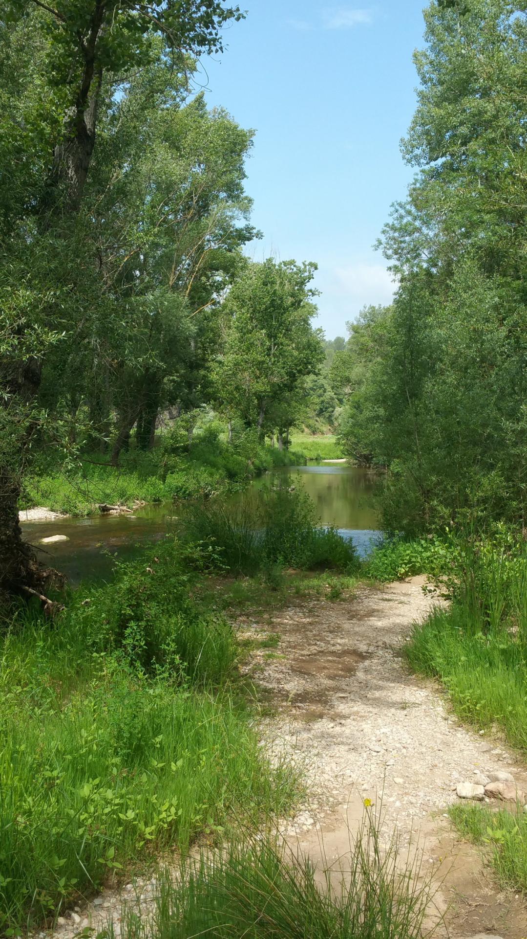 Lac de l endre et de la mirade golf saint andreol gites du moulin de callas var 16 2