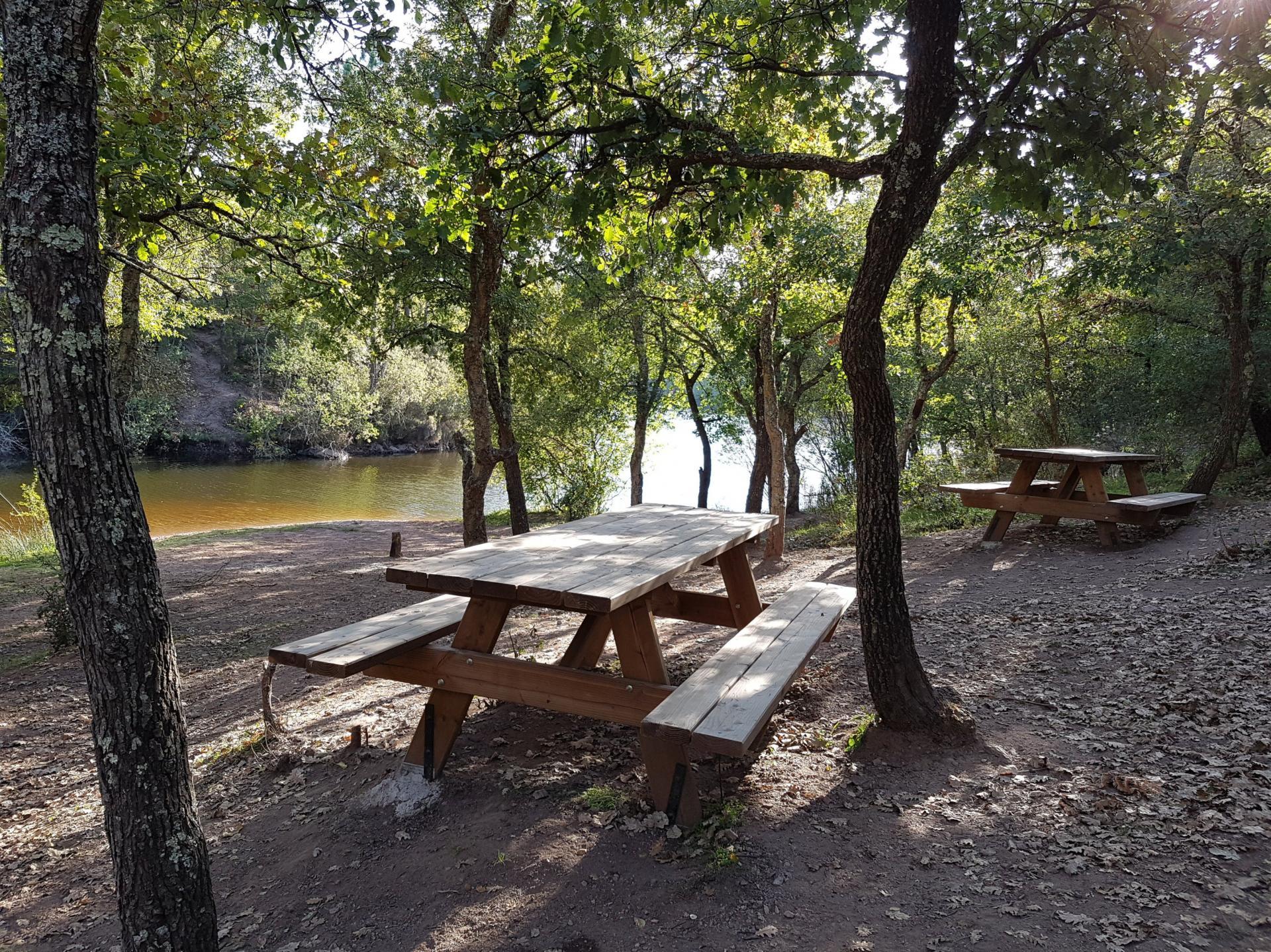 Lac du rioutard saint paul en foret gorges du verdon sejour provence 3